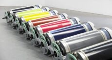 cylindry kolorowe RISO