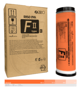 Riso-F-II-type-E-Orange-S-8184E